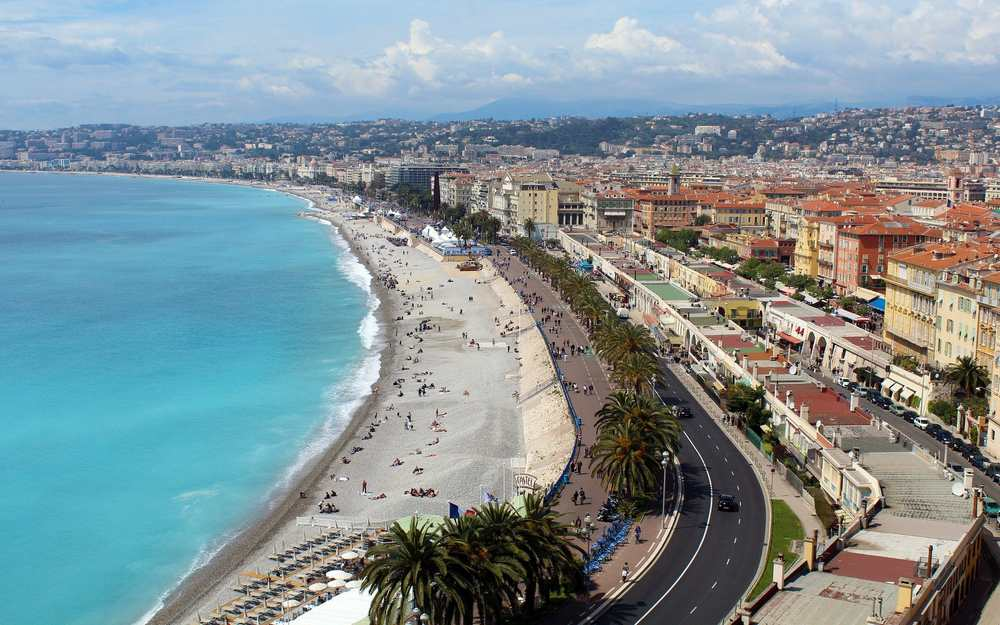 Nice France South Italy Borders HQ CIFE Federalism
